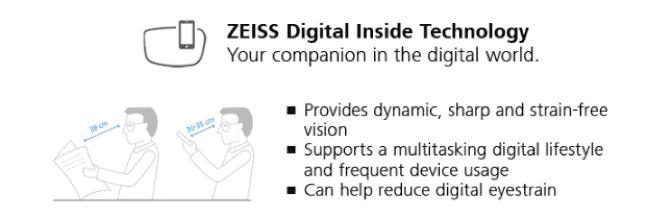 Zeiss Blue Lens Technology