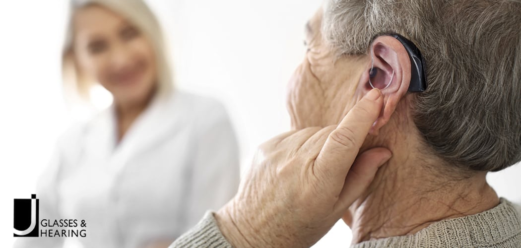 hearing aid for seniors